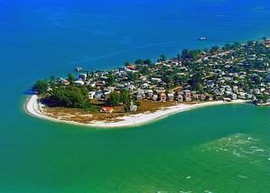 Bean Point on beautiful Anna Maria Island