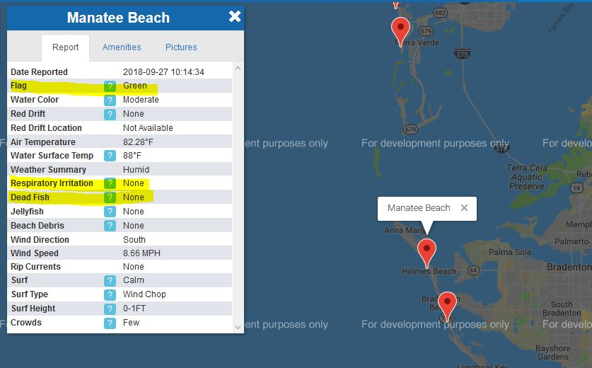 Red Tide in the Gulf of Mexico - Duncan Real Estate