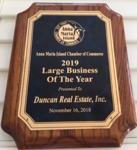 Chamber Business Award for Duncan Real Estate