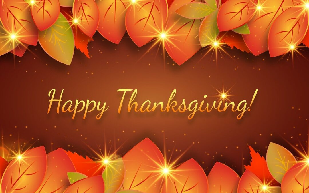 Happy Thanksgiving from Duncan Real Estate
