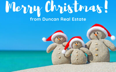 Merry Christmas from Duncan Real Estate